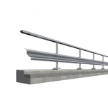 Bridge guardrails