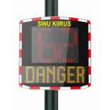 Radar Speed Display