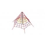 Climbing Nets and Pyramids