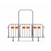 Steel barriers