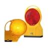Road hazard warning lamps