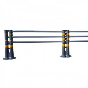 Flexirail elastne plastikpiire H900mm