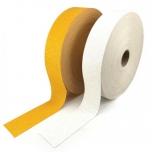 Temporary road marking tape Type I, P5, yellow