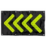 LED arrow mat