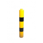 Bollard Sleeve Cut - 126mm