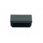 Plastic cap 40x100 mm, black