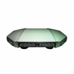 Vilkurpaneel 450mm, 12V, must, magnet kinnitustega
