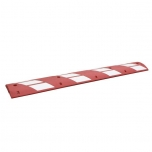 "Speed bump ""LONG"" 56 middle element red"