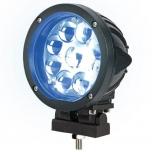 LED PUNKT märgutuli tõstukile 45W, sinine