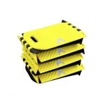 Foldable speed bump 3m
