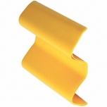Põrkepiirde plastikust otsakaitse L240mm