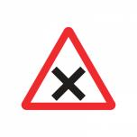 LM 132 - Samaliigiliste teede ristmik