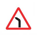 LM 142 - Ohtlik kurv vasakule