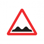 LM 152 - Ebatasane tee