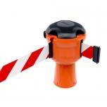 Skipper piirdelint oranz (punane-valge lint)