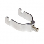 Clamp for traffic sign for 60mm post
