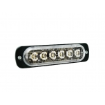 Super Thin - ST6, 6 led kollane
