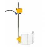Safety guard for drilling machine
