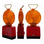 Safety lamp 2-sided, yellow