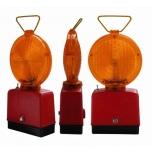 Ohutuslamp2‐poolne,kollane