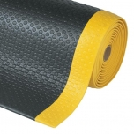 Bubble Sof-Tred dry areas, medium duty industrial matting