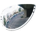 Laia vaateväljaga peegel 180°