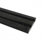 Rubber wall protector 2000x200x30mm