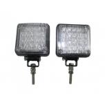LED lisatuli 20xLED, kollane 12V, poltkinnitusega (2tk komplektis)