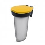 Skipper Safety Dispenser, yellow