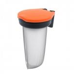 Skipper Safety Dispenser, orange