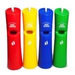 Wet Wipe Dispenser & Bin