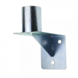 Wall support for safety convex mirror 50mm