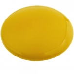 Yellow round ceramic road reflector 10cm