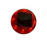 Solar LED Post Light, red