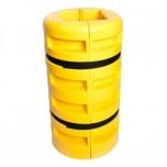 Plastikust sambakaitse 210x210mm h1100 mm