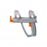 Pistol applicator for marking spray