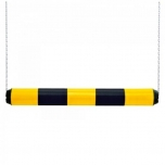 Height limiter plastic, yellow-black