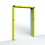 Industrial door protector