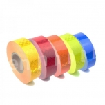 Microprismatic marking tape