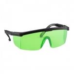 Laser glasses, green