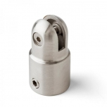 Type 42, Single Swivel Combination Female Part
