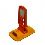 Mini seperator with small indicator 260x160x280 mm, orange