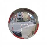 Traffic safety mirror  Ø800mm