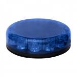 Warning Light Baquda, magnetic, blue