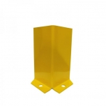 L-shaped rack protector 100x100x100 H200mm