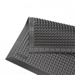 Skystep ESD Ergonomic rubber mat with moulded edges