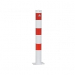 Barrier post with base plate H900
