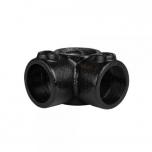 Type 20 Black, Corner with trough tube 90°