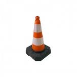 Foot cone 50 cm rubber base