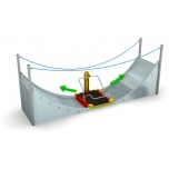 Wheelchair Accessible Swing Slide